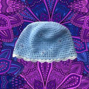 Beaded Boho Crochet Cap ✨